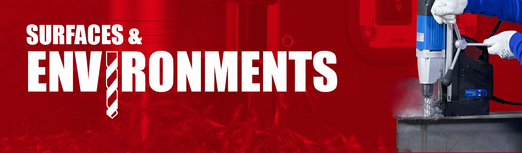 Surfaces & Environments