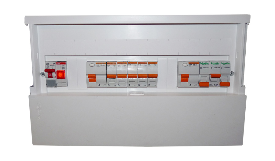 consumer units explained everything you need to know tradesmen controller switch box it distributes that power throughout the property, and its key components main switches